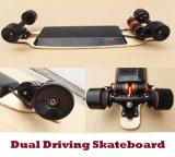 Angeschaltene elektrische elektrische Rochen-Vorstand-Skateboard-Plattform
