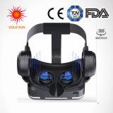 La cuffia avricolare di realtà virtuale della cuffia avricolare di Vr Shinecon3d Vr di Vr Shinecon Dirige-Vr gli occhiali di protezione per il video gioco di film 3D con Cuffia-Compatibile stereo registrabile con Ipho