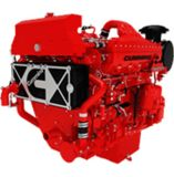Motor de Cummins Qsnt-G3 para el generador