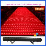 IP65 des Stadiums-LED des Stab-18*10W Beleuchtung Wand-der Unterlegscheibe-Event/DJ
