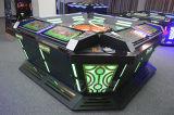 Sgs-anerkannter Kasino-Roulette-Tisch mit Import-Roulette-Rad