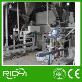 Richi 닭 또는 물고기 또는 새우 또는 가축 또는 양 공급 생산 라인