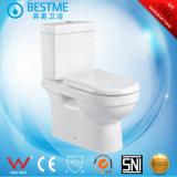 Filigrane en deux pièces cuvette des toilettes pour la vente BC-1317