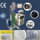 Inyección de tinta UV máquina láser para la película de polímero
