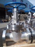 DIN3352 F4/F5のステンレス鋼CF8 OS&Yの溶接のゲート弁