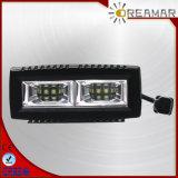 indicatore luminoso per SUV, fuori strada, camion del lavoro dell'automobile del CREE LED di 40W 2000lm. Trattore, certificazione di E-MARK