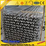De aangepaste Geanodiseerde Deur behandelt de Scharnieren van het Aluminium