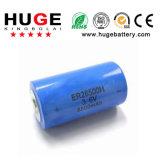 3.6V de grootte8500MaH Li-Socl2 droge batterij van C ER26500