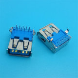 Panel-Montierungs-Weibchen SMD 3.0 USB-Verbinder