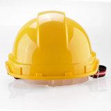Высокое качество цена АБС/PE шлем безопасности строительства шлем
