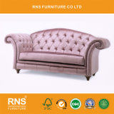 433 confortable fauteuil Chesterfield canapé