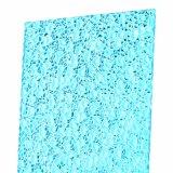 Export-beständiges Diamant PC UVpolycarbonat geprägtes Blatt für Tür