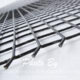 Сваренная ячеистая сеть обшивает панелями нержавеющую сталь 12 датчиков