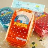 Casella di pranzo di plastica del contenitore di alimento della casella di Bento 20032