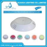 SMD3014 12V 18W LED de superficie de la luz de la piscina de la luz de submarino