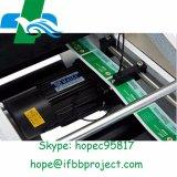 Semi автоматическая машина для прикрепления этикеток круглой бутылки Kc-50 для пептида/стероидных жидкостных пробирок