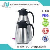 Brocca di vuoto del POT del tè dell'acciaio inossidabile per caffè o tè (JSUM)