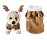 귀여운 애완 동물 제품 동물성 강아지 크리스마스 개 외투