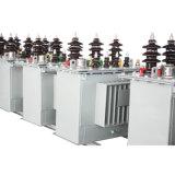 11kv 200kVA Pool zette hermetisch de Transformator van de Distributie van de Macht van de Verbinding op