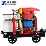 Motar concreto seco que emplastra a máquina de pulverização do Gunite do Shotcrete