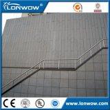 Preço de revestimento da placa do cimento da fibra