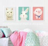 Fotos animales de la pared del cuadro de la decoración