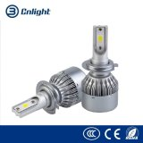 Série DEL H4 tout du faisceau élevé Q7 dans un type ampoules automatiques de tête de promotion de Cnlight de phare de DEL