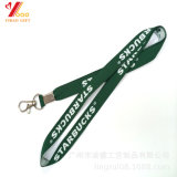 Wholesales impreso personalizado Lanyard poliéster/cordón de Nylon/Cordón tejido/sublimación cordón /Eco el cordón de bambú con logotipo personalizado