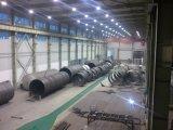 Aço inoxidável do tanque de armazenagem de líquidos Horizontal