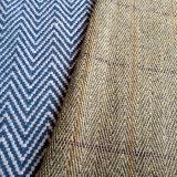 編まれた原綿のヤーンによって染められるワイシャツファブリック、Shirting灰色のファブリック