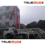 Le tracteur chariot pour Truck-Mounted pompe de la rampe
