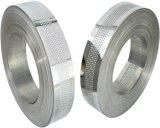 Perfil de aluminio de extrusión de canal carta