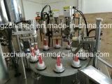 Завалка пробки дешевого цены пластичные и машина запечатывания