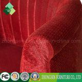 Sofà sezionale di colore rosso della Cina del sofà di ultimo di modo 2017 disegno della parte superiore