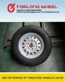 강철 바퀴를 가진 14inch ECE 증명서 가벼운 배 트레일러 타이어