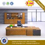 Meubles élégants L Tableau de bureau de gestionnaire de forme (HX-8NE032C) de bureau de conception