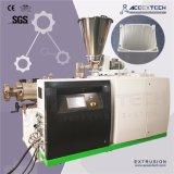 Máquina concreta da extrusão do perfil do PVC