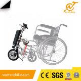 Handcycle eléctrico de moda y favorable al medio ambiente para el sillón de ruedas