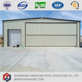 Sinoacme fabrizierte Portalrahmen-Stahlkonstruktion-Hangar vor