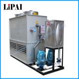 Máquina de aquecimento automática da indução de IGBT com o refrigerador refrigerar de água