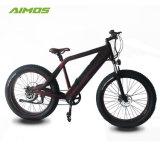 Aimosからのハイドロリックブレーキ電気Ebikeとの48V 750W電気Fatbikeの高速