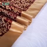 Lenzuolo personalizzato del cotone del cotone di prezzi bassi per il cottage
