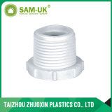Sch 40 ASTM D2466 Raccord du tuyau de PVC en plastique blanc Un01