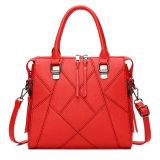 流行のCross Bag PU Leatherデザイン女性ハンドバッグの吊り鎖袋