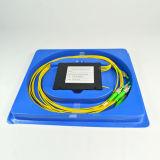 Divisor 1 x 4 de la óptica de fibras de las redes de FTTX con el conector de FC/APC