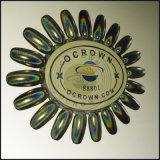 L'argent Laser Holo Glitter Galaxy Miroir acrylique Chrome pigments en poudre