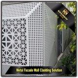 Panneaux décoratifs personnalisés de coupure de laser de modèle de panneaux