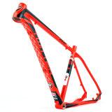 Venta caliente de 16,5 pulgadas de aluminio de 19pulgadas 29er Bicicleta de Montaña MTB Frame
