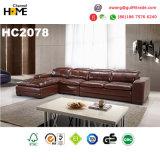Софа кожи офиса самомоднейшей мебели коммерчески (HC3015)
