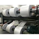 1300mm Rollo de papel de alta velocidad de línea de corte longitudinal rebobinadora cortadora longitudinal